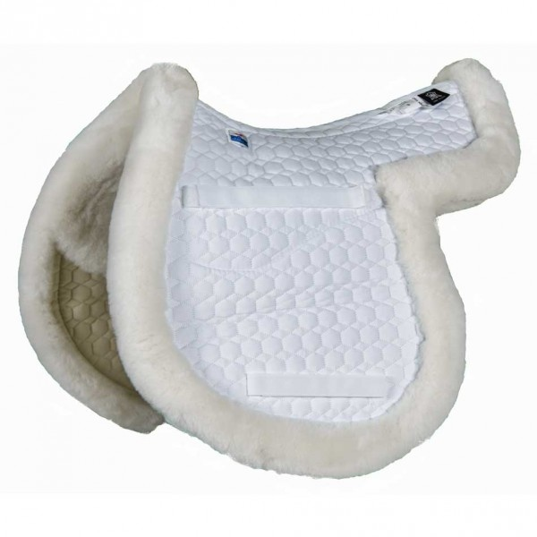 Hunter Pad with Bare Flaps