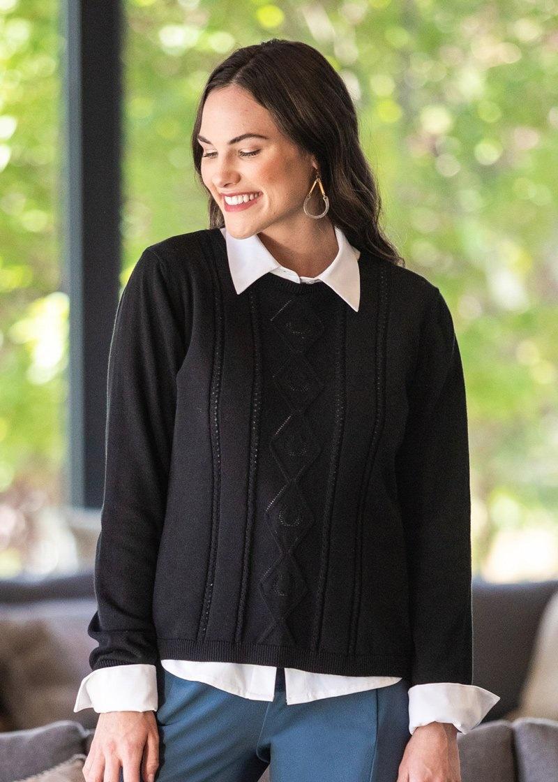 EQL Lucky Organic Cotton Sweater