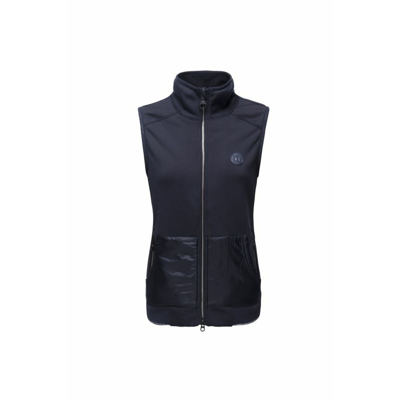 cavallo Cavallo Raya Fleece Vest, Navy