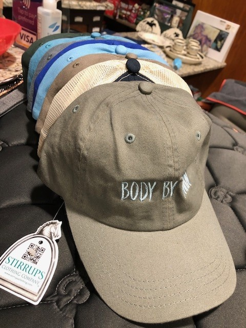 Stirrrups Clothing Company Stirrups Baseball Caps