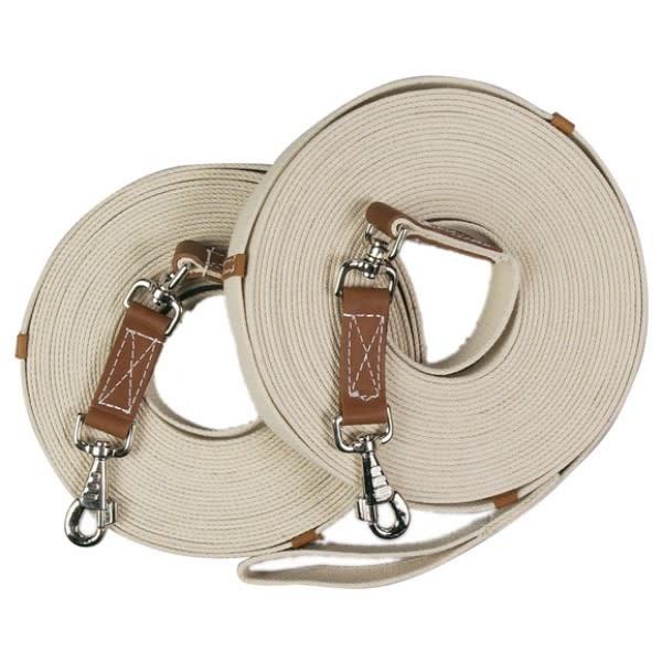 CENTAUR Cotton Web 50Ft Lunge w/Loop
