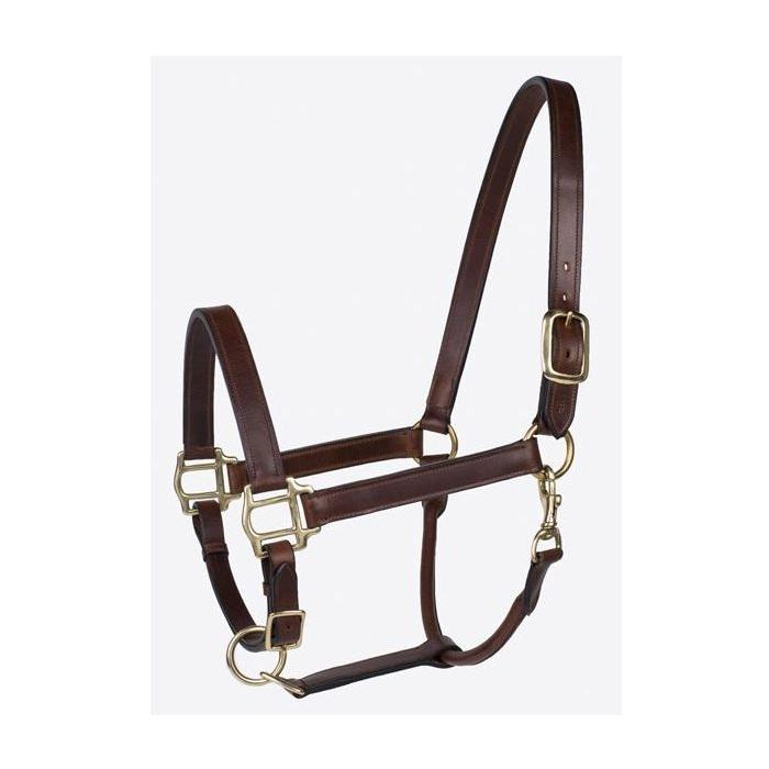 Millstone Leather Brown Halter