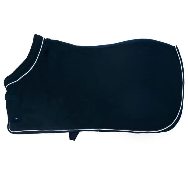 Schockemohle Schockemoehle Premium Fleece Rug Navy/Silver