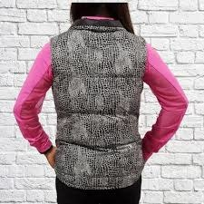Ibkul Ibkul reversible vest