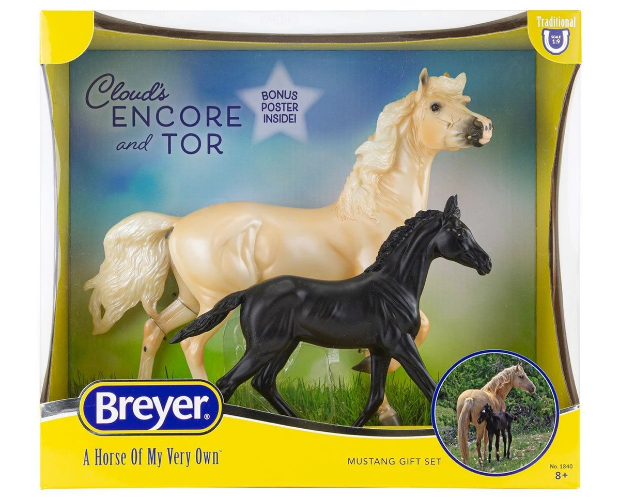 Breyer Breyer Encore & Tor Gift Set