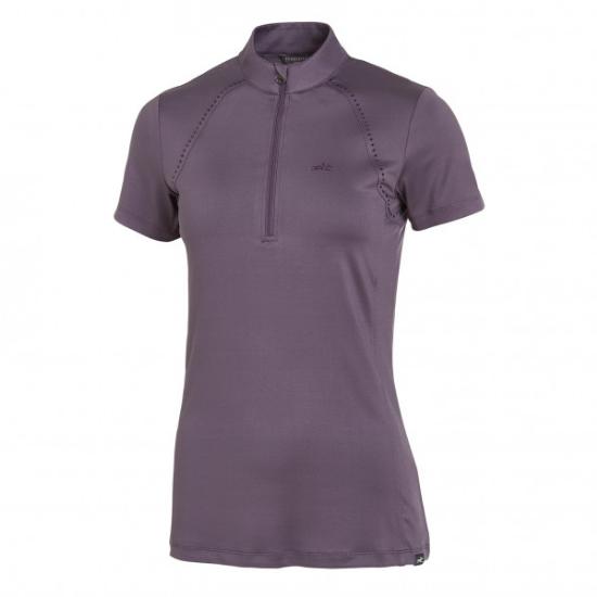 Schockemohle Schockemohle Summer Page Functional Shirt, Mauve