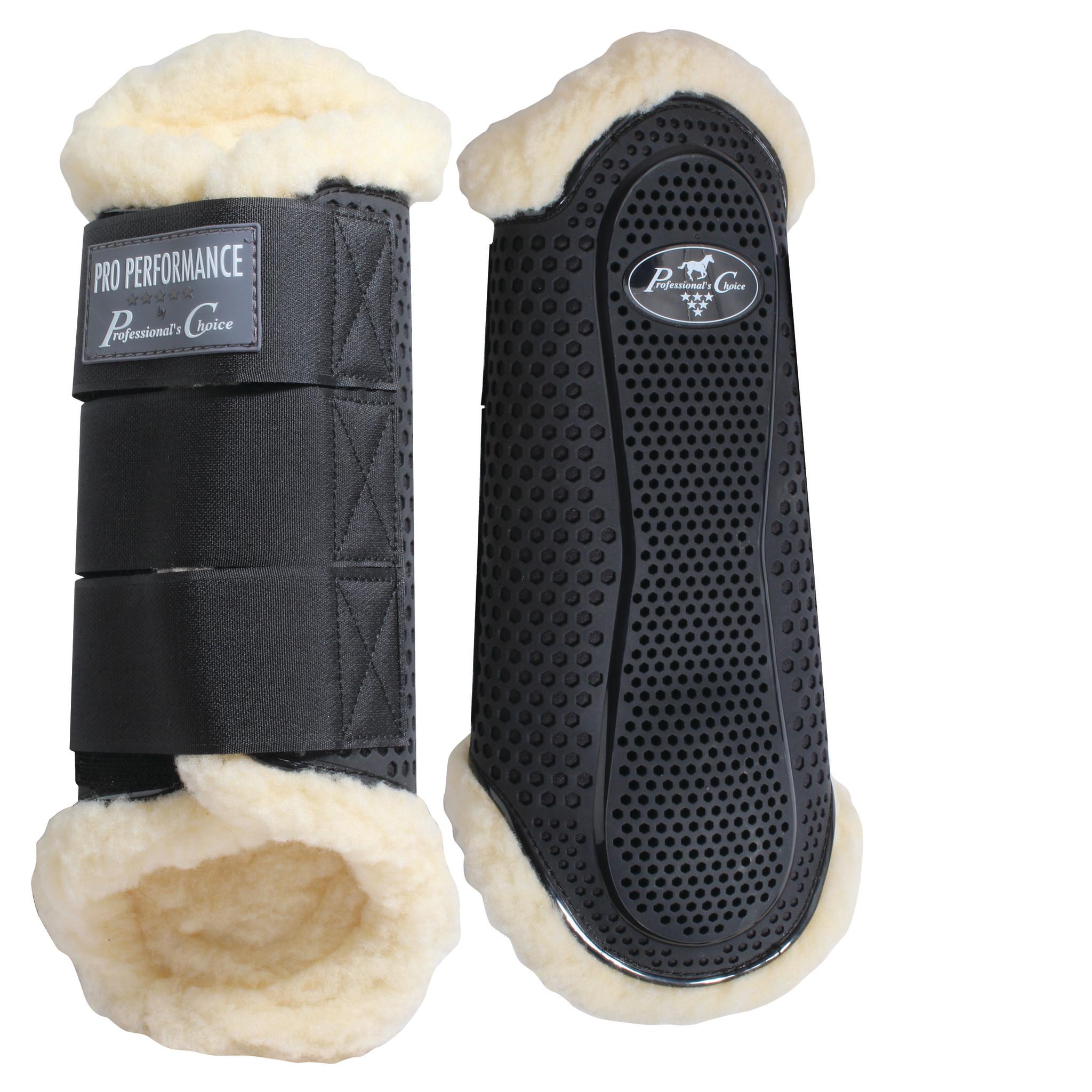 Professionals Choice HYB Splint Boot Fleece