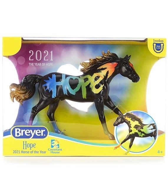 Breyer Breyer Hope 2021 Horse of the Year