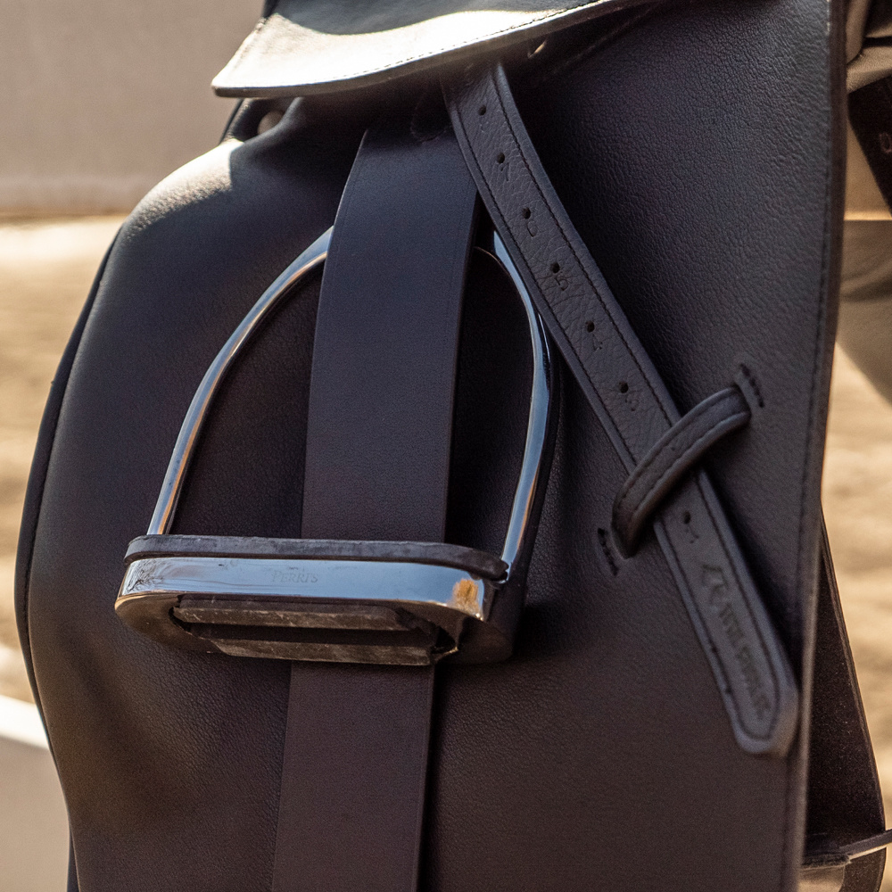 Total Saddle Fit Stability Stirrups
