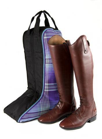 Kensington Kensington Signature Tall Padded Boot Bag