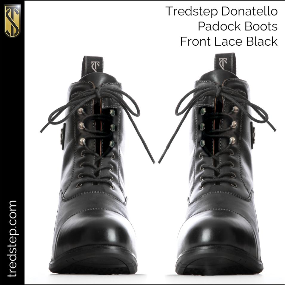 Tredstep Tredstep Donatello Front Lace Paddock Boot