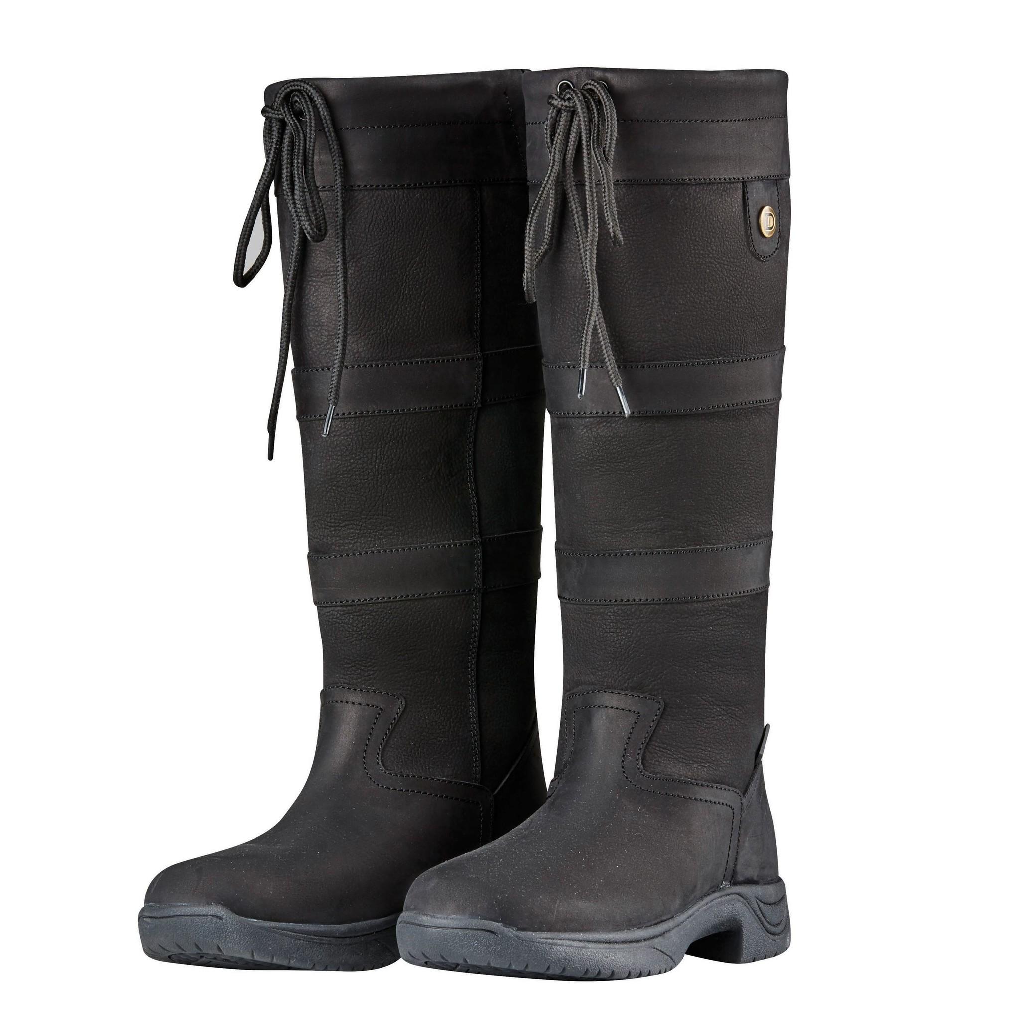 Dublin Dublin River Boots, Black