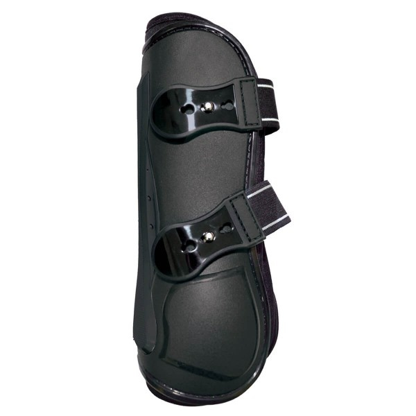 Air Shock Open Front Boots, Horse