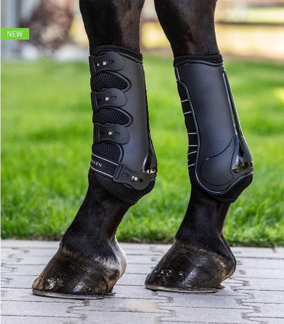 Waldenhausen Waldhausen Tendon Boots, Breathable , Black