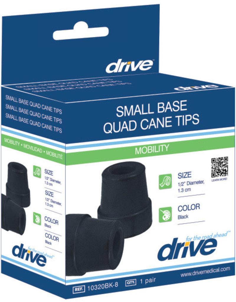 Drive/Devilbiss Quad cane tips  1/2