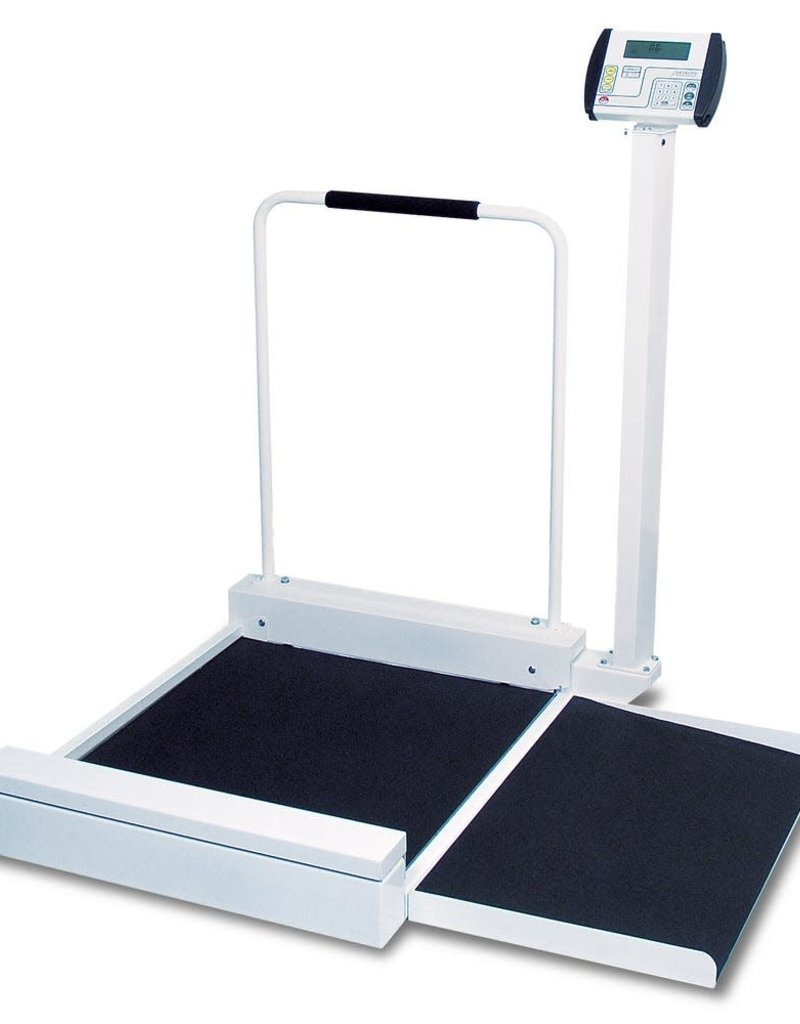 Detecto Wheelchair Scale, Rental Stationary