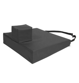 Proactive Medical Products Foam Wedge Cushion With Pommel