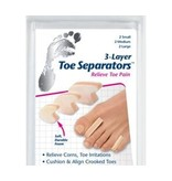 PEDIFIX 3-Layer Toe Seperators