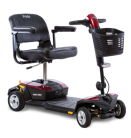 Pride Mobility Go-Go® LX Scooter w/ CTS Suspension