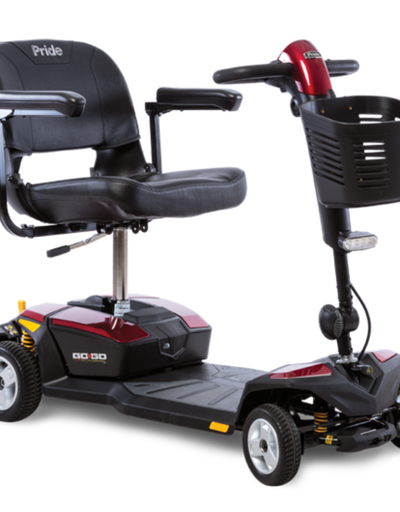 Pride Mobility GOGO LX Scooter    |    FDA Class II Medical Device*