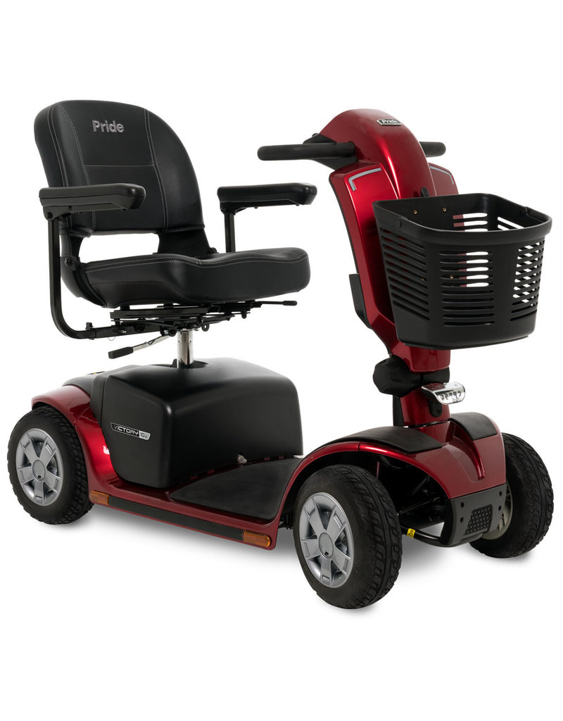 Pride Mobility Victory 10.2    |    FDA Class II Medical Device*