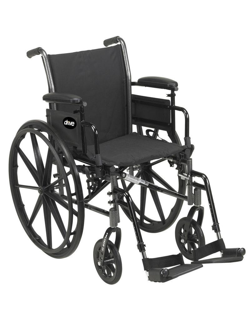 Drive/Devilbiss Cruiser III Wheelchair