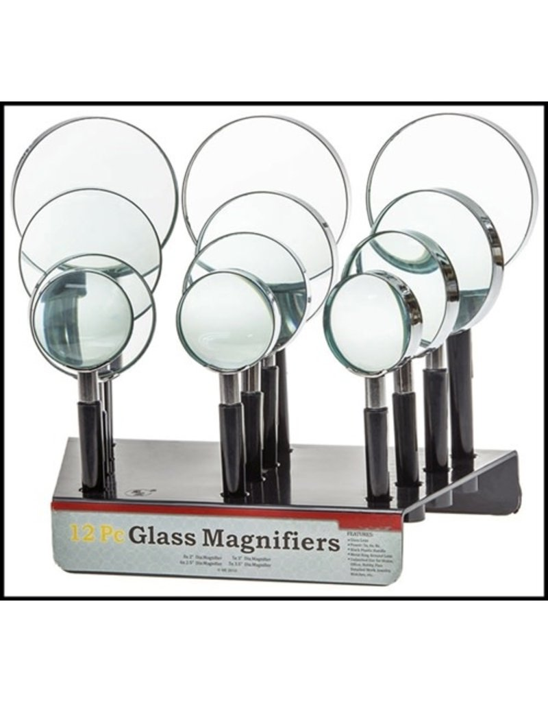 Glass Magnifier