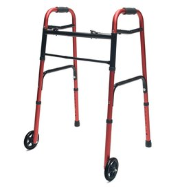 GRAHAM-FIELD Front Wheeled Color Walker