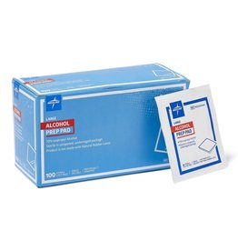 Medline Industries Alcohol Prep Pads
