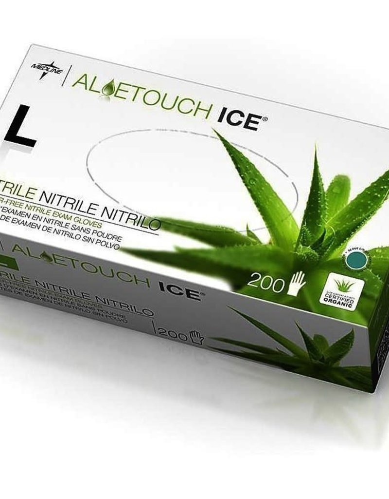 Medline Industries Aloetouch Ice Gloves