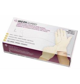 Medline Industries MediGuard Vinyl Gloves