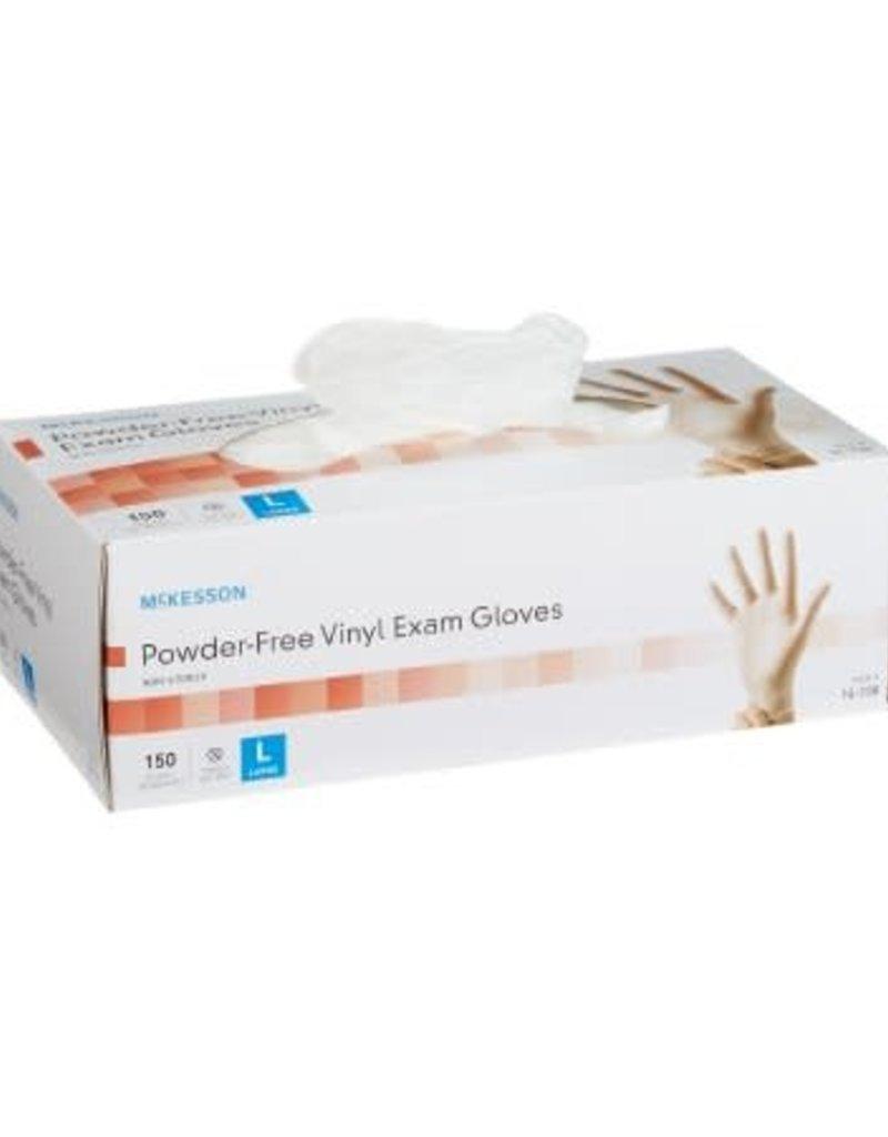 McKesson Vinyl Exam Gloves
