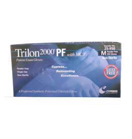 Trilon 2000 PF Vinyl Gloves