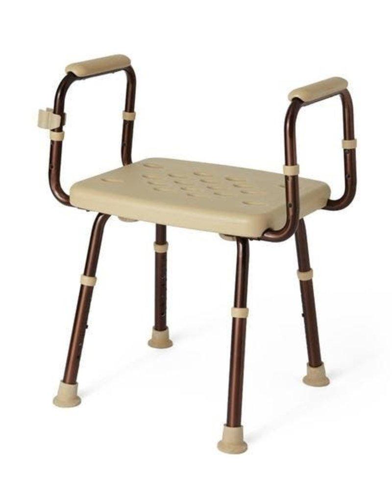 Medline Industries Elements Microban Shower Chair