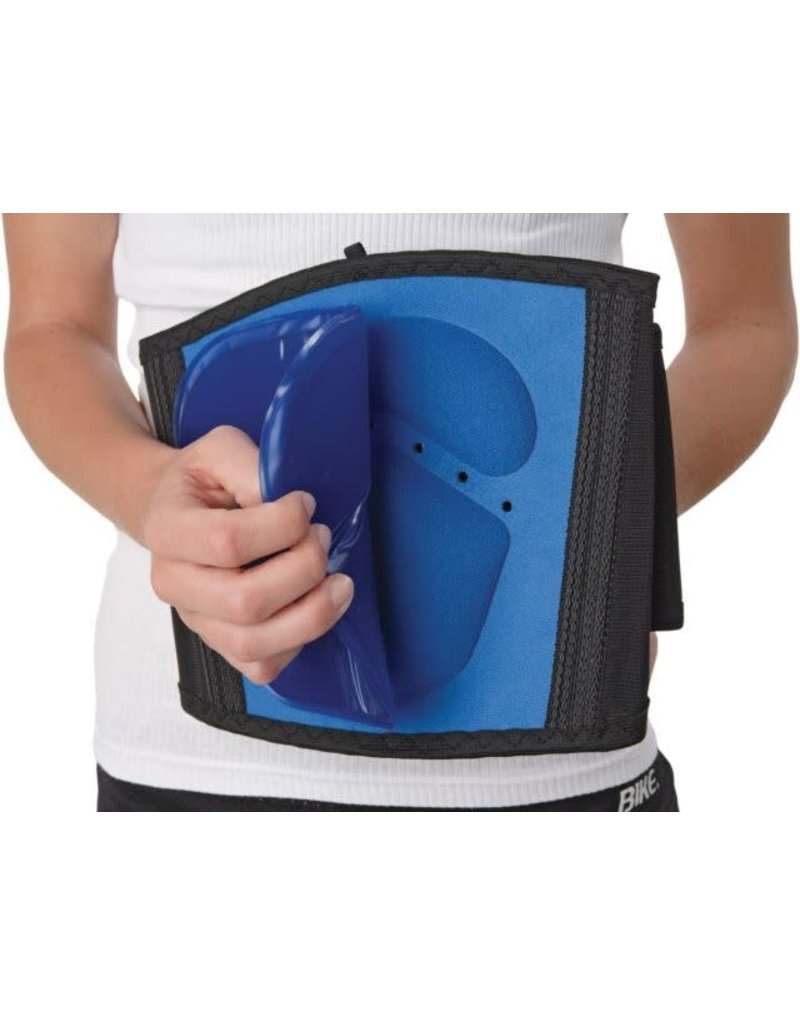 Ossur FormFit Industrial Back Support with Hot/Cold Therapy