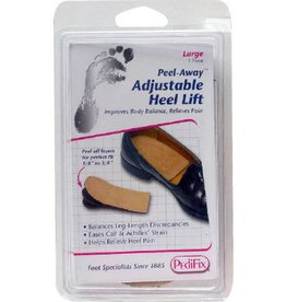 PEDIFIX Pedifix Adjustable Heel Lift