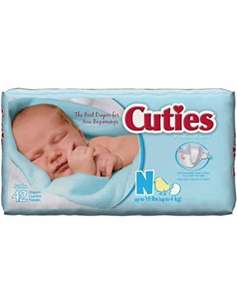 first quality Cuties Diapers