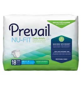 Prevail NuFit Briefs