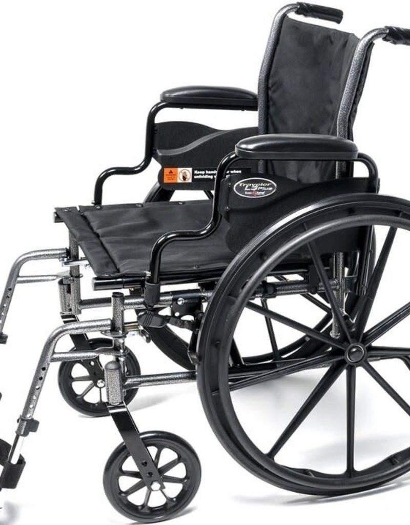 Traveler L3 Plus Wheelchair