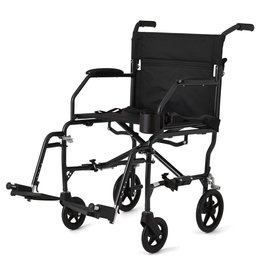 Medline Industries Ultralight Transport Wheelchair