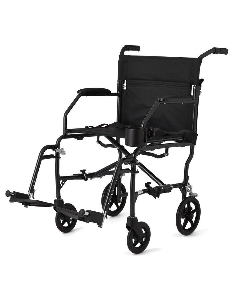 Medline Industries Ultralight Transport Wheelchair