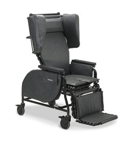 Broda Seating Midline Tilt Recliner Black/Charcoal 20