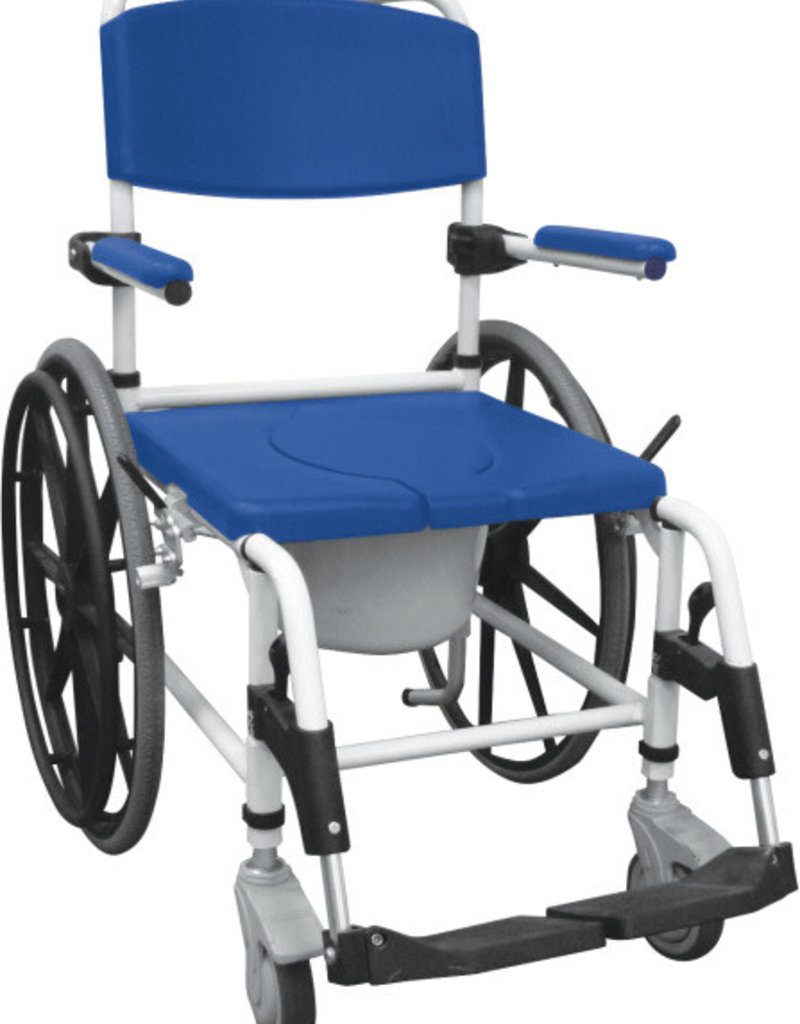 Drive/Devilbiss Self Propel shower-Commode