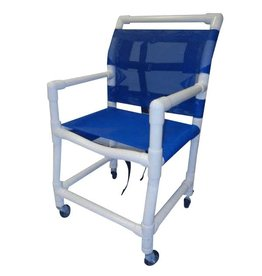 Anthros Medical PVC Rolling Shower Chair