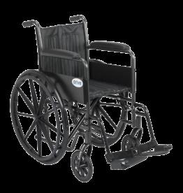 Drive/Devilbiss Silver Sport Wheelchair II