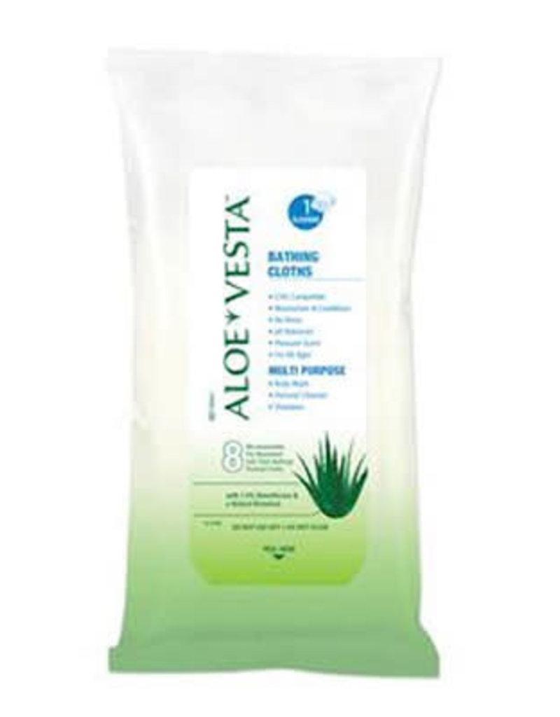 Aloe Vesta Bathing Cloths  8 pack