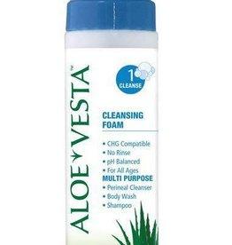 Convatec Aloe Vesta Cleansing Foam  8oz