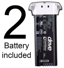 Drive/Devilbiss IGo2 POC Double Battery