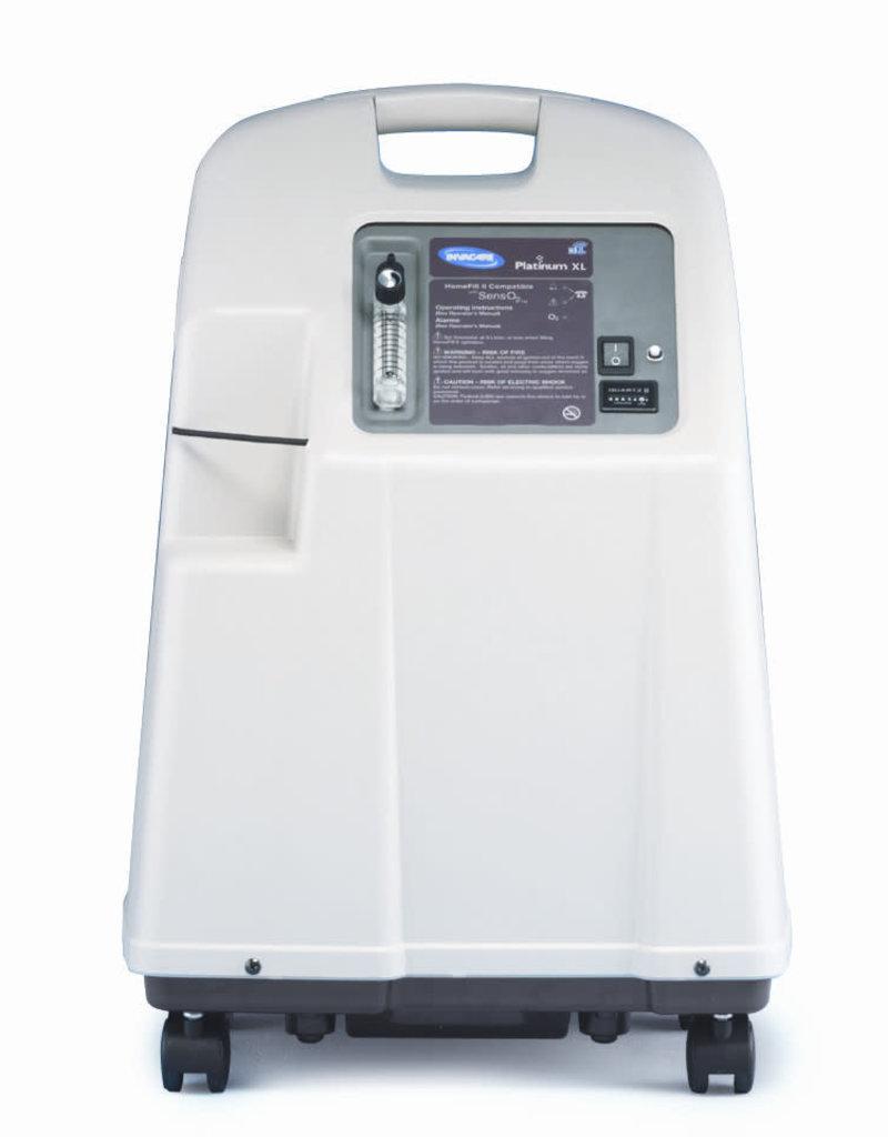 INVACARE Invacare Home O2 Concentrator Platinum 10LPM