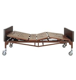 """Merits Bariatric Full Electric Bed 42"""" Wide"""
